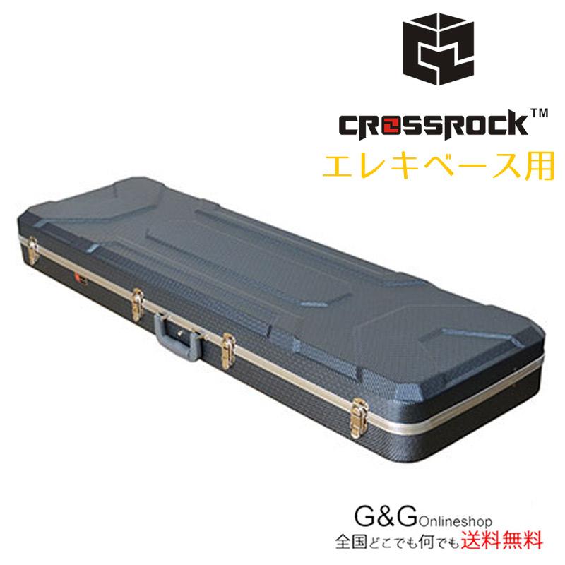 クロスロック ベースケース グレー CROSSROCK CRA401B GY Bass Grey 【smtb-KD】
