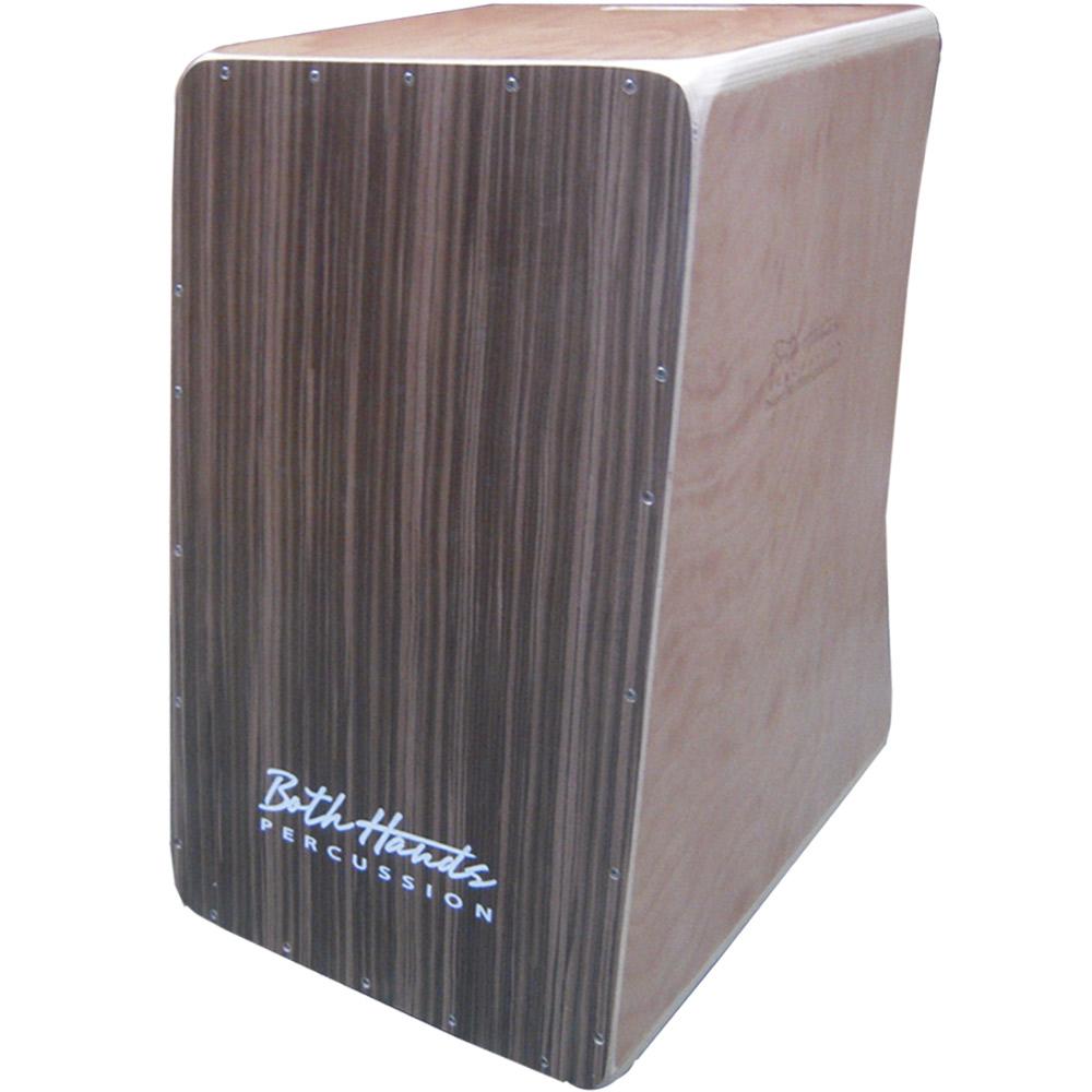 傾斜をつけて叩きやすさを実現 送料無料 即日出荷 値下げ カホン ボスハンズシリーズ 打楽器 ラテンパーカッション BothHands P2 BHC-S31 PERCUSSION アコースティックドラム 収納バッグ付 特価キャンペーン