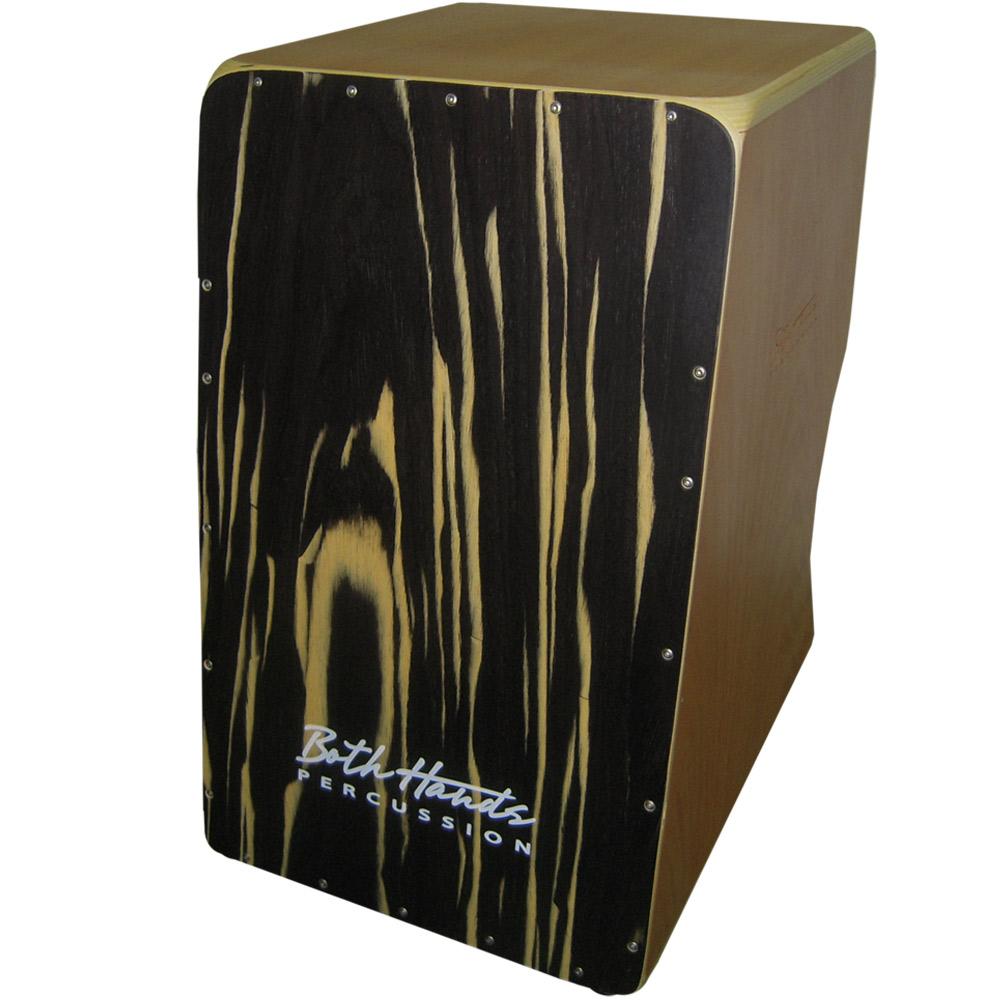 背面のボンゴ構造により 使い方色々 超定番 送料無料 即日出荷 カホンとボンゴの一体型構造の ダブルサイドカホーン ボスハンズ BHC-POR90 BOTH DOUBLE HANDS スナッピー付きカホーン SIDES 贈与 CAJON