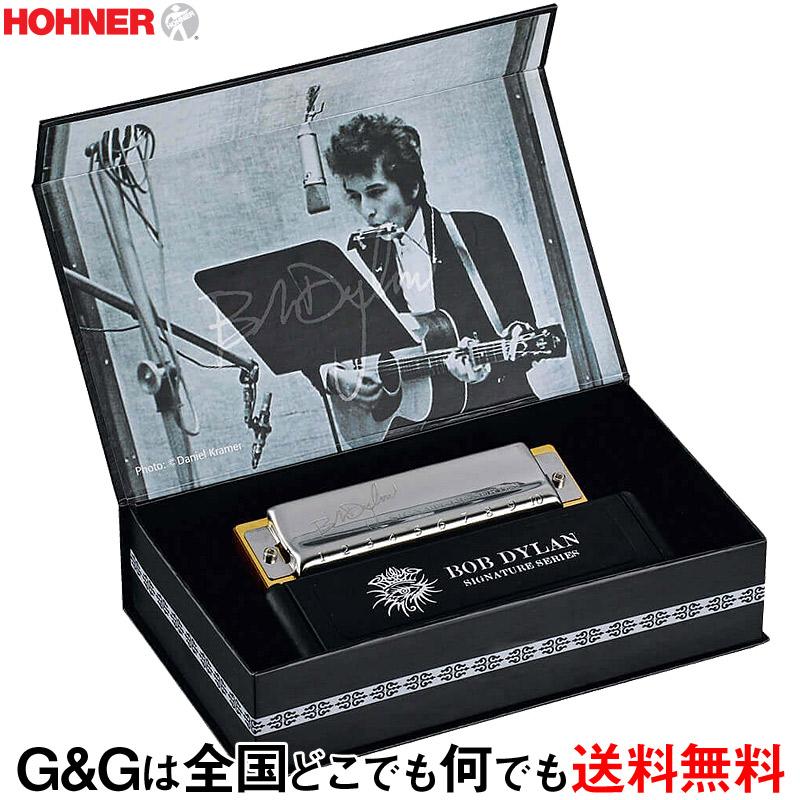 HOHNER Bob Dylan Signature Harmonica ホーナー ボブディラン シグネチャーモデル ハーモニカ