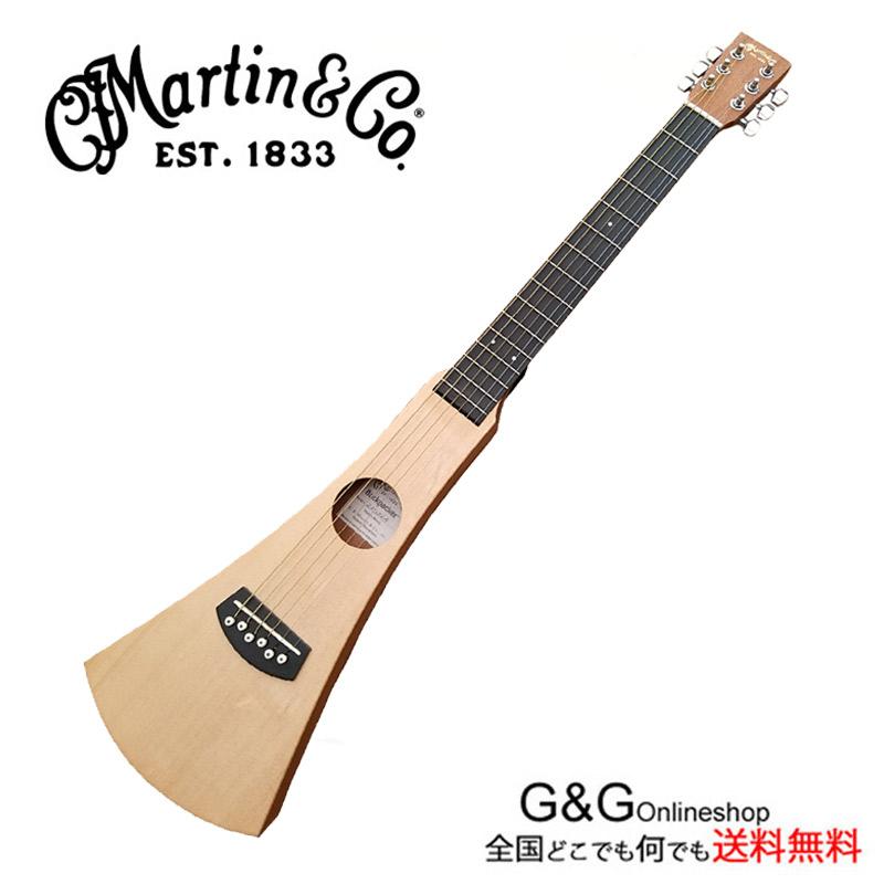 当店は全商品国内どこでも送料無料 Martin マーチン トラベルギター Backpacker GBPC Guitar Steel 送料無料 2020新作 バックパッカー トレンド