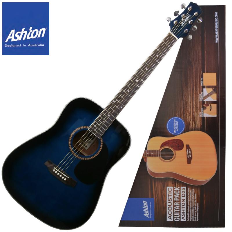 ASHTON SPD25TBB STARTER PACK アコースティックギター【送料無料】【smtb-KD】