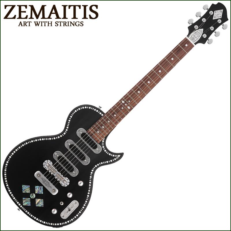 Zemaitis A22SU 3S BLACK PEARL DIAMOND【smtb-KD】:-p2