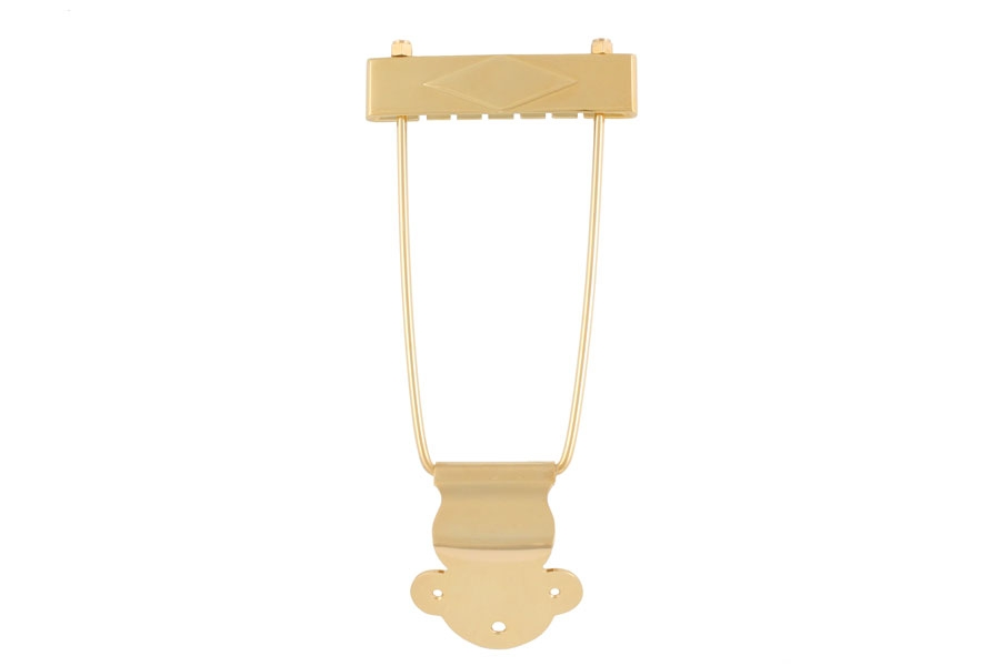 ALLPARTS TP-0410-002 Gold Trapeze Tailpiece☆ALLPARTS 6009☆トラピーズテールピース【送料無料】【smtb-KD】