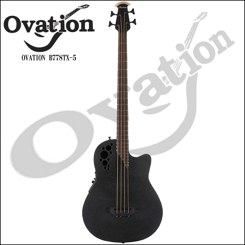 Ovation Elite B778TX-5 TX-4Strings Bass 【smtb-KD】:-p5