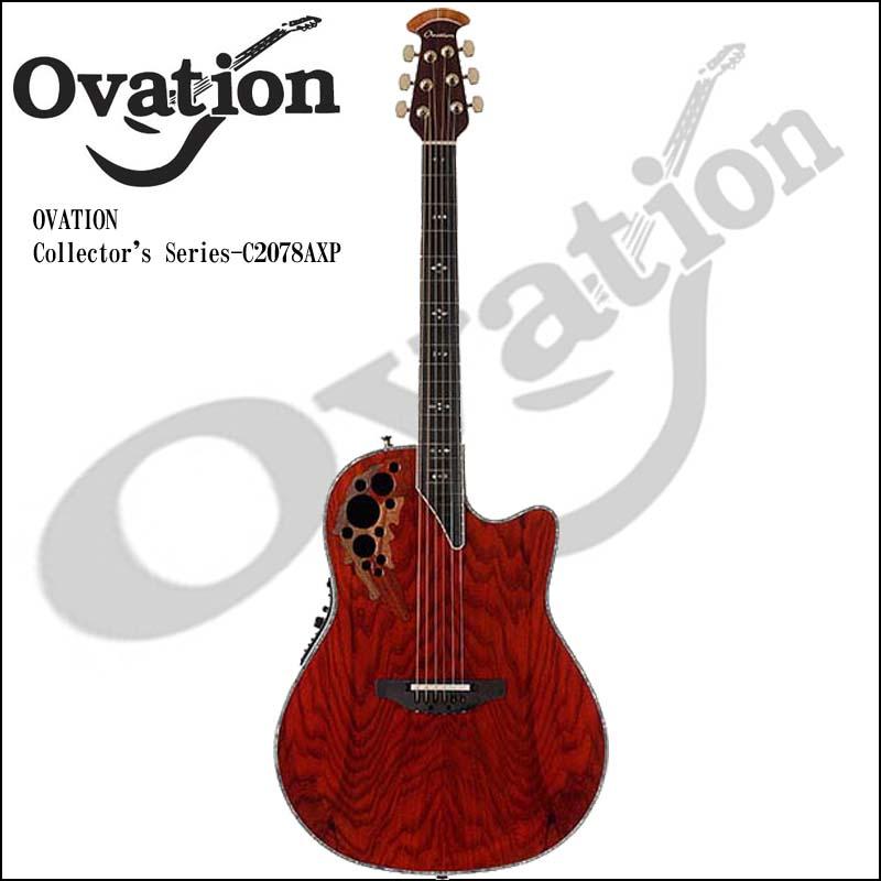 Ovation Collector's Series - C2078AXP OAB【smtb-KD】:-p2