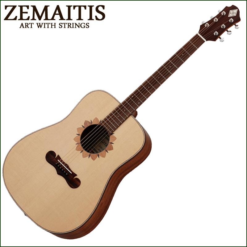 ZEMAITIS CAG-100FW Grand Auditorium (アコースティックギター)【smtb-KD】