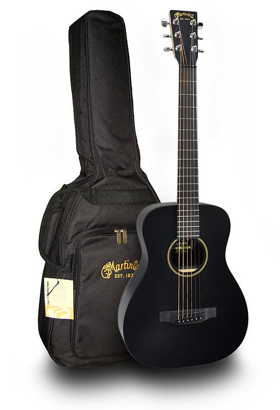 【全国どこでも何でも送料無料】 【安心の正規輸入品!今だけ新品大特価】MARTIN(マーチン)アコースティック・ギター「LXBlack」【事前検品でお届けいたします!】【送料無料】【smtb-KD】