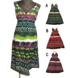 イエスニックワンピース 正規品送料無料 入荷予定 カラフルプリントエスニック衣料 エスニックアジアンファッション