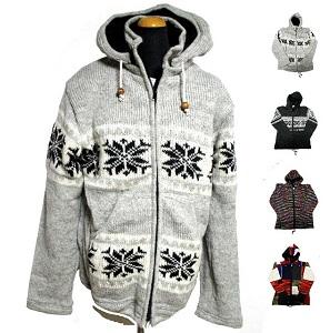人気ブランド多数対象 ウール手編みエスニックパーカーアウターコート ランキングTOP10 エスニック衣料エスニックアジアンファッション