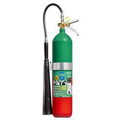 【送料無料】二酸化炭素消火器NC-10