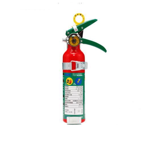 送料無料 車載用BC粉末消火器パロマK2WA(1)(自動車用消火器)