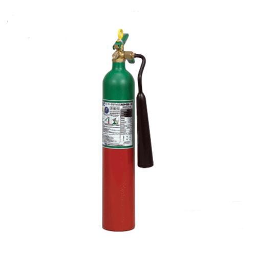 【送料無料】CO2消火器スーパーアルマックスNMB-5(アルミ製)(二酸化炭素消火器)