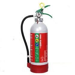 送料無料 エコアルミABC粉末消火器PAN-10AWD(2)(アルミ製)掛金対応品