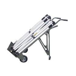 送料無料 テント運搬用台車(へんしん台車) メーカー直送の為代金引換は不可です。