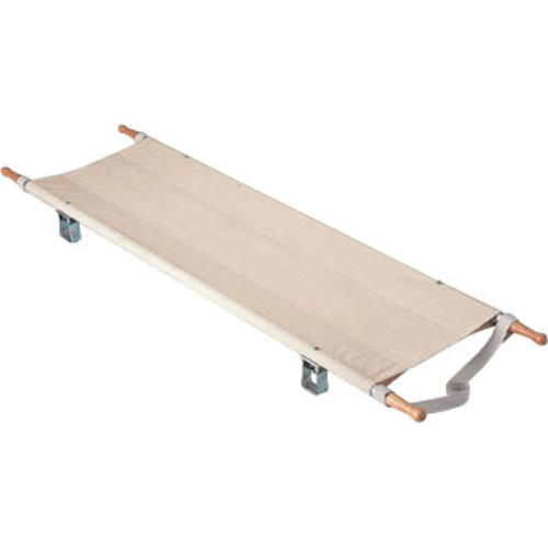 送料無料 2ツ折担架 【運搬器具、介護用品、タンカ、たんか】 メーカー直送の為代金引換はご利用できません。