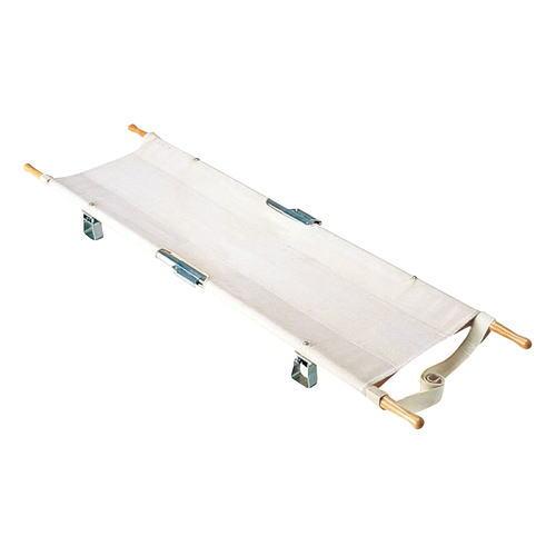 送料無料 4ツ折担架 【運搬器具、介護用品、タンカ、たんか】 メーカー直送の為、代金引換はご利用できません。