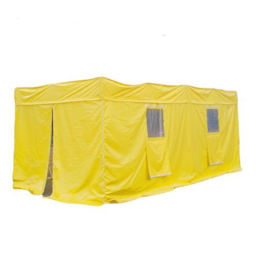 送料無料煙体験テント ITK-25(複合タイプ)メーカー直送の為代金引換はご利用できません
