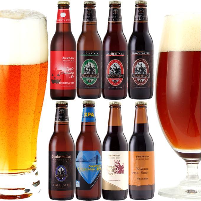 【ハロウィン限定】クラフトビール8種24本飲み比べセット<王道金賞ビールも、秋冬限定フレーバービールもこの1箱に>【業務用箱】【本州送料無料】【あす楽:平日14時〆切】