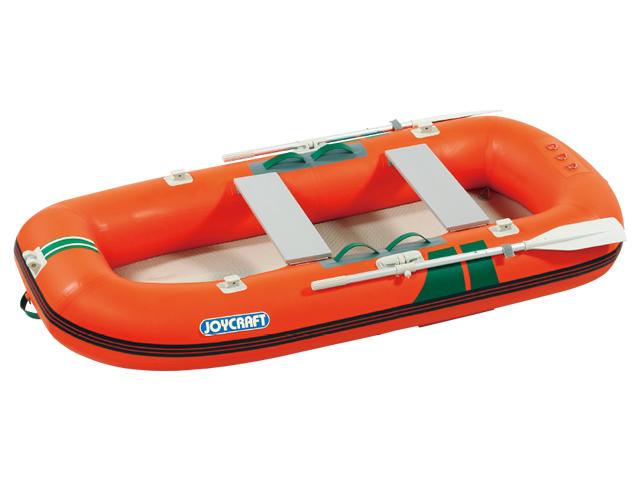 ジョイクラフト(JOYCRAFT)☆ゴムボート KE-275(4人乗り)【お取り寄せ商品】【北・東北・沖 除き送料無料】