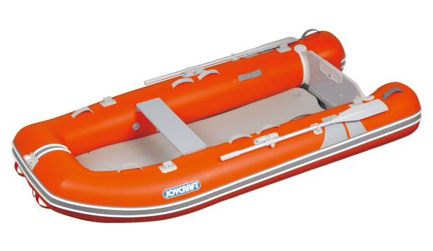 ジョイクラフト(JOYCRAFT)☆ゴムボート オレンジペコ300 JOP-300(4人乗り)【お取り寄せ商品】【北・沖 除き送料無料】