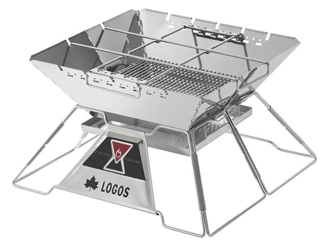 【あす楽対応】ロゴス(LOGOS)☆LOGOS the ピラミッドTAKIBI XL【北・沖 除き送料無料】