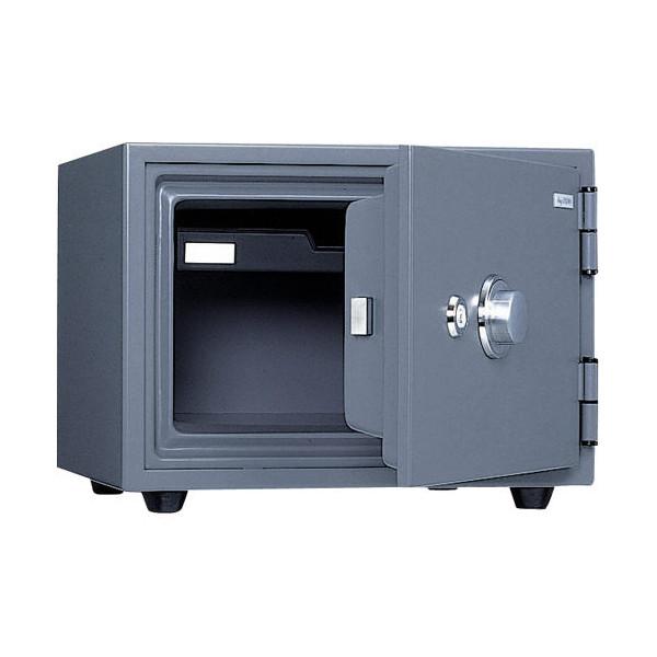 耐火金庫 /設置無料】キング工業 小型20L KS-20SDG J 乞在庫確認 (代引決済不可商品)