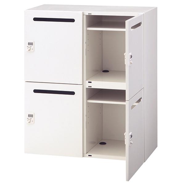 値段が激安 ホワイト メールボックス・ L5-105L-4MD 4人用 配線ベースオプション L5シリーズ パーソナルロッカー 4人用 L5シリーズ L5-105L-4MD W900・D450・H1100 (代引決済不可商品), クーテ:99d29e9a --- canoncity.azurewebsites.net