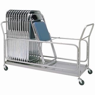 折りたたみイス用台車 CW-30L 折畳み椅子台車 (代引決済不可商品)