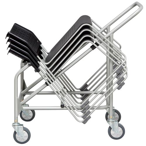 スタッキングチェア専用台車 アイリスオ-ヤマ【LTS-40 】スタッキング椅子台車 (代引決済不可商品)