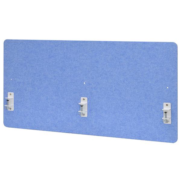 フェルトデスクトップパネル ハイタイプ W1200×H600 ブルー RFFDTPH-1260BL アール・エフ・ヤマカワ (代引決済不可商品)