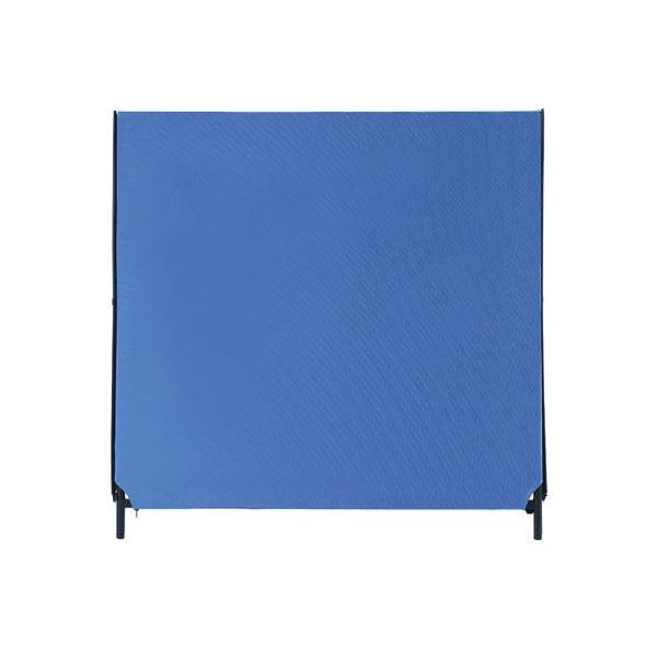 パーティション ZIP LINK II H1200 W1200 YSNP120S B ブルー (代引決済不可商品)