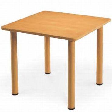 ○AICO 人に優しいミーティング・リフレッシュテーブル W900×D900 NST-9090 (代引決済不可商品)