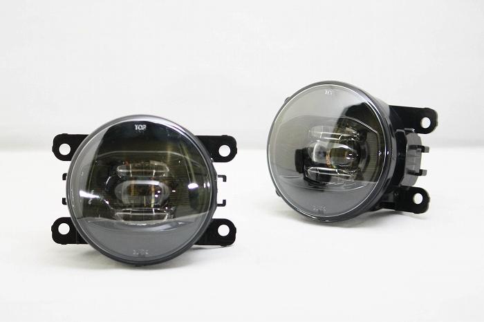 LEDフォグランプ インナーブラック