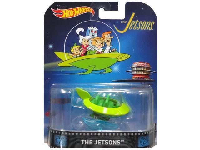 定価 送料無料 激安 お買い得 キ゛フト HotWHeeLs THE JETSONS 宇宙家族ジェットソン ホットウィールズ
