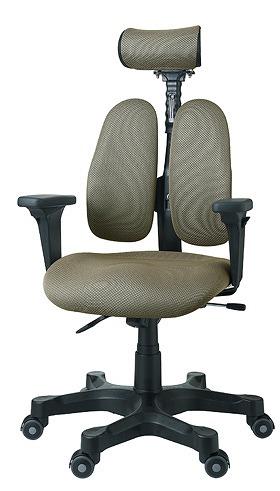 DUOREST デュオレスト DRシリーズ パソコンチェア PCチェア オフィスチェア 学習チェア 学習椅子 ゲーミングチェア トレーダー 株 チェア 椅子 イス いす 背もたれ デスクワーク 長時間 疲れにくい 腰 背筋 サポート ブラウン 茶 DR-7501SP ABN