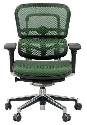エルゴヒューマン ローバック ハイブリット機能 パソコンチェア PCチェア ゲーミングチェア ゲーム 株 オフィスチェア 学習椅子 学習チェア 仕事用チェア 事務いす 事務椅子 チェア 椅子 イス 高級感 かっこいい 緑 グリーン EH-LAM-HB KM14