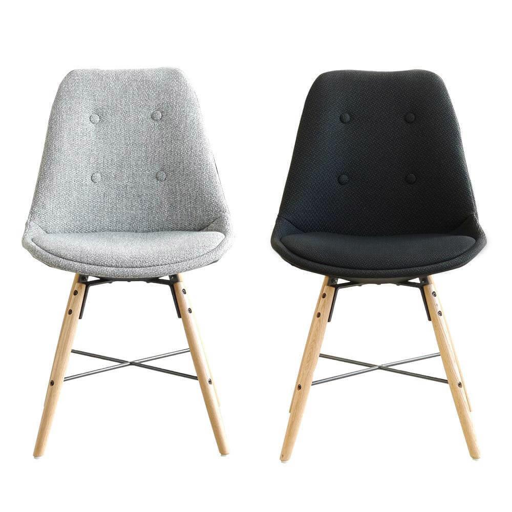 シンプルなデザインの北欧スタイルチェア LUZ ルス チェア 贈物 オフィスチェア ミーティングチェア ダイニングチェア ダイニングチェアー インテリア おしゃれ 会議用チェア 1人掛けチェア いす 布張り 椅子 デザインチェア 1人用 シンプル チェアー 在宅 ナチュラル ガルト NEW売り切れる前に☆ イス 北欧
