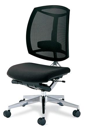 PLUS プラス Foresight フォーサイト オフィスチェア デスクチェア ワークチェア ビジネスチェア パソコンチェア PCチェア 事務椅子 事務チェア 学習チェア メッシュチェア チェア チェアー 椅子 いす イス シンプル 肘なし