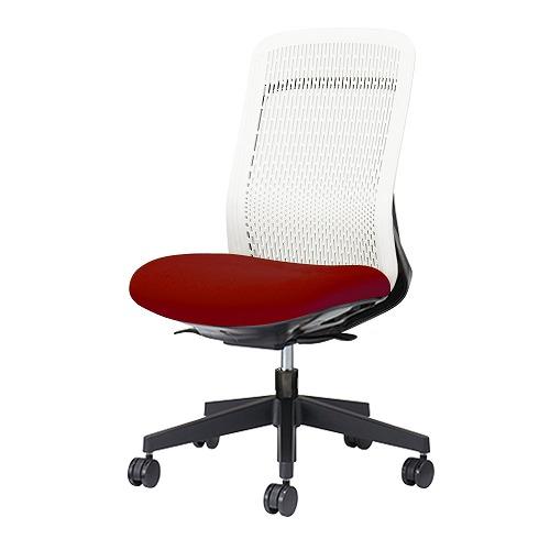 PLUS プラス Try トライ パソコンチェア PCチェア オフィスチェア ワークチェア ビジネスチェア メッシュチェア メッシュチェアー フィット メッシュ フィット 放熱 チェア チェアー 椅子 いす イス ハイバック 肘なし