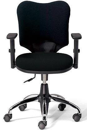 PLUS プラス Prop プロップ パソコンチェア オフィスチェア ワークチェア 事務椅子 事務チェア PCチェア ビジネスチェア 学習チェア 椅子 イス チェア チェアー オフィス パソコン キャスター付き 長時間 日本製 肘なし