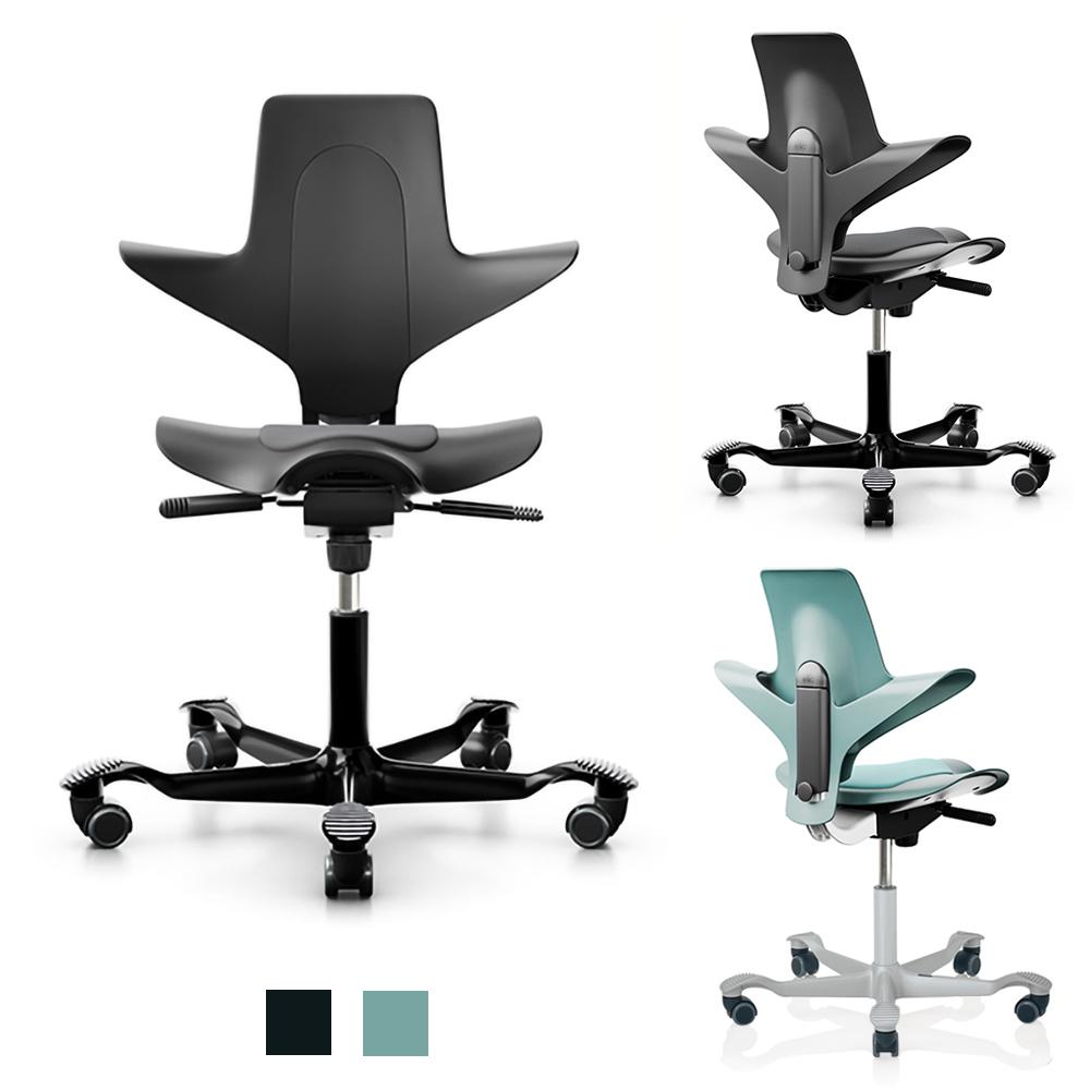 事務椅子 カピスコパルス 事務チェア 骨盤 腰痛 チェアー 椅子 パソコンチェア チェア 北欧 (オフィスチェア ノルウェー キャスター付き ビジネスチェア バランスチェア 事務所 HAG ワーキングチェア ワークチェア Puls ) 人間工学 CAPISCO 姿勢矯正