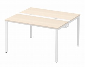 多人数用の大型テーブル。オフィスをフレキシブルに使えるフリーアドレステーブル、ミーティングテーブル、作業台などに活用できます。 フリーアドレスデスク マルチパーパス( 会議テーブル 多人数用デスク 多人数用テーブル ミーティングテーブル ワークテーブル オフィステーブル オフィスデスク ワークデスク パソコンデスク テーブル 机 デスク 幅120cm 幅 120cm 奥行き120cm)