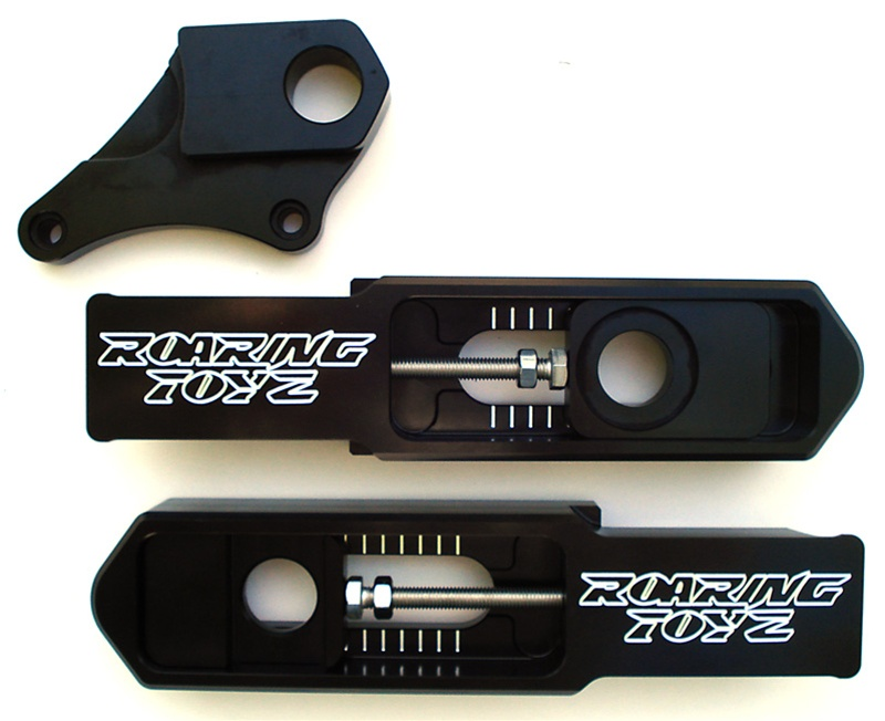 Frame Extension  ZX10-R Swingarm Extension 2007 ZX10R Swingarm Extensions