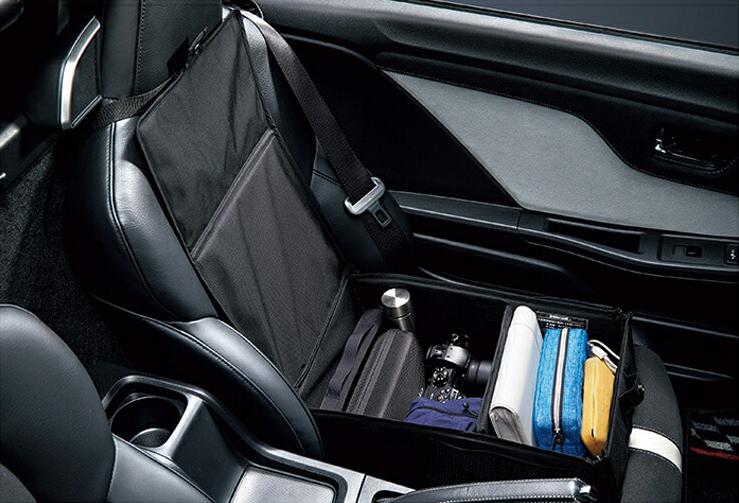 HONDA ホンダ 純正 アクセサリー パーツ S660アシスタントボックス (ブラック/リッド・車名ロゴ付) 08U22-TDJ-000 JW5