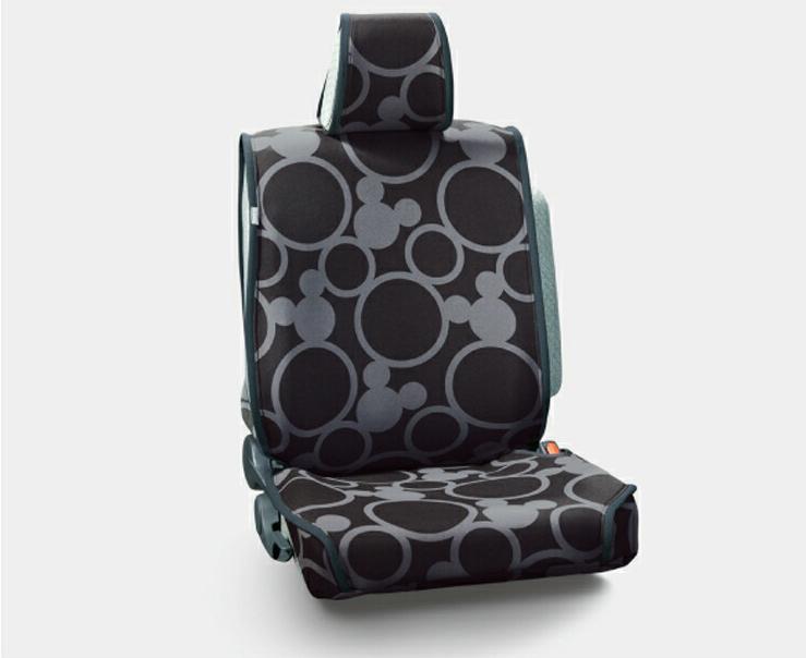 DAIHATSU ダイハツ 純正 アクセサリー パーツ Tanto タント Tanto custom タントカスタム簡単脱着&洗えるシートクロス (ディズニー) 1台分【08220-K2606】 LA650S LA660S