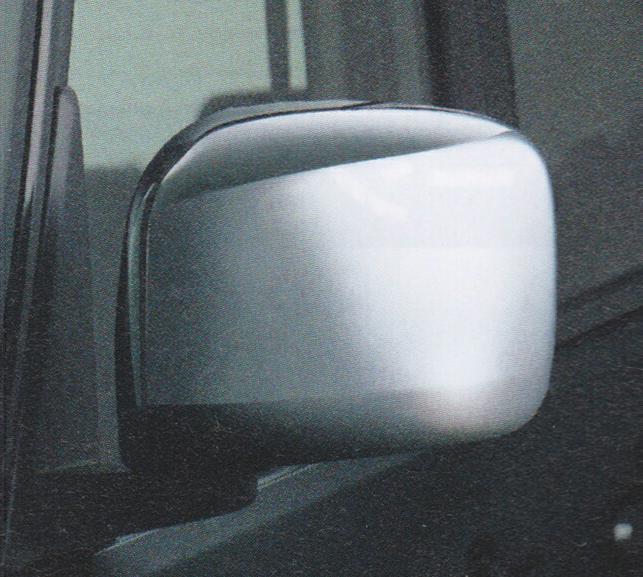 SUZUKI スズキ 純正 アクセサリー パーツ SOLIO ソリオドアミラーカバー LEDサイドターンランプ無ドアミラー用 左右セット 99000-99029-EM1 MA26S MA36S MA46S
