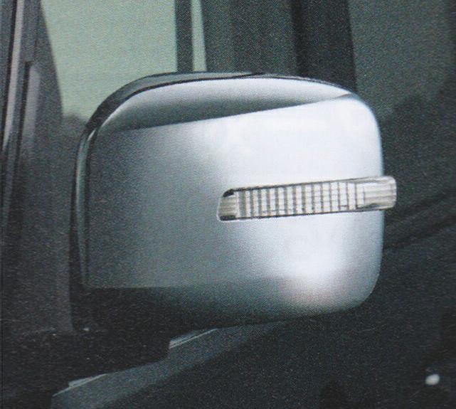 SUZUKI スズキ 純正 アクセサリー パーツ SOLIO ソリオドアミラーカバー LEDサイドターンランプ付ドアミラー用 左右セット 99000-99029-EM2 MA26S MA36S MA46S