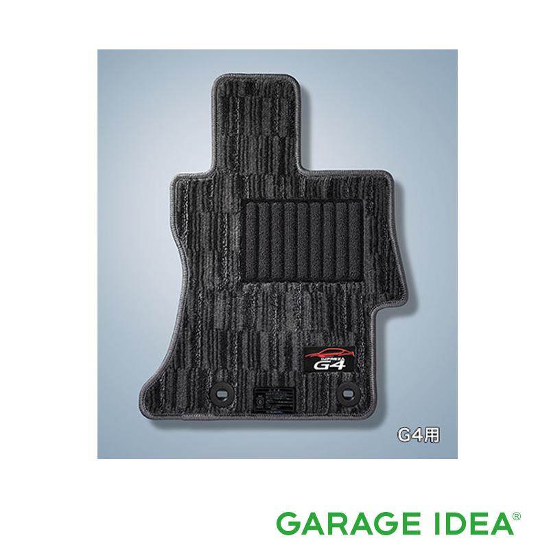 SUBARU スバル 純正 アクセサリー パーツ IMPREZA インプレッサナフロアカーペット G4用【J5017FL280】 GK2 GK3 GK6 GK7 GT2 GT3 GT6 GT7