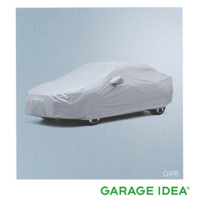 SUBARU スバル 純正 アクセサリー パーツ IMPREZA インプレッサボディカバー G4用【M0017FL000】 GK2 GK3 GK6 GK7 GT2 GT3 GT6 GT7